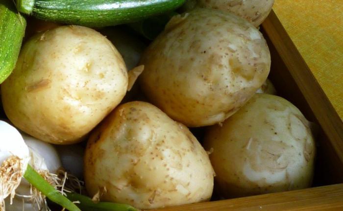 картофено яке