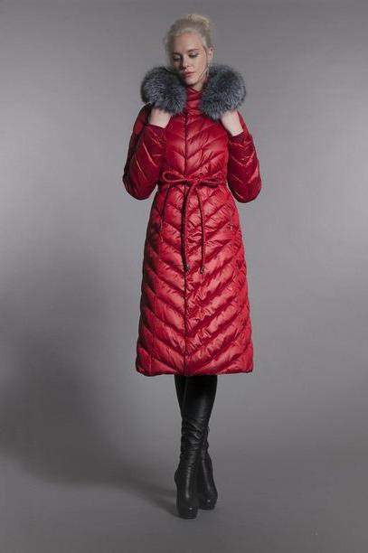 женски пухени якета