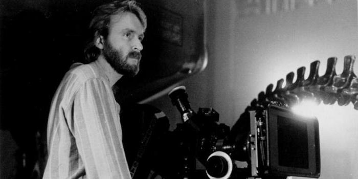James Cameron Filmografia