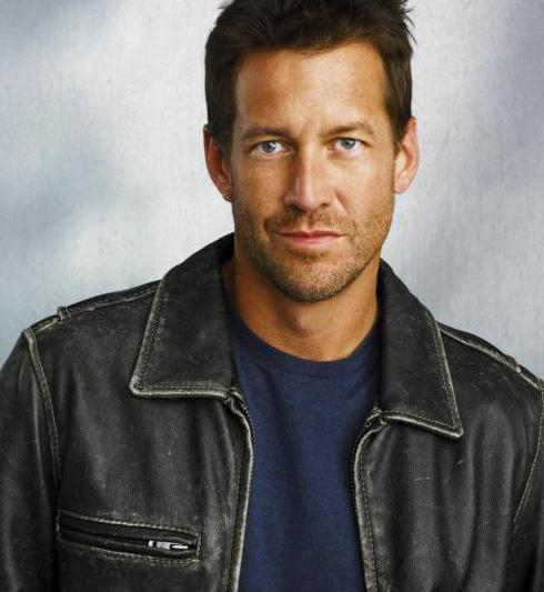 James Denton i jego żona