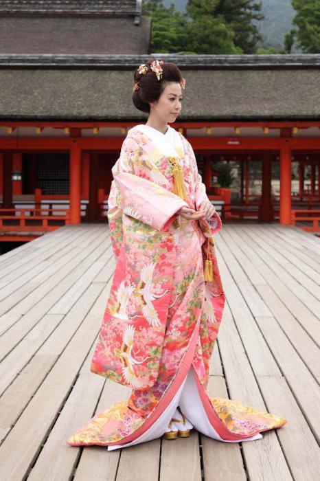 Japonski kimono