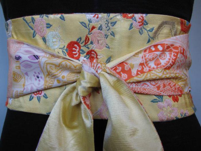 japonski kimono pas
