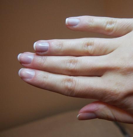 foto di manicure giapponese