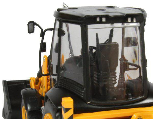 caricatore di trattore jcb