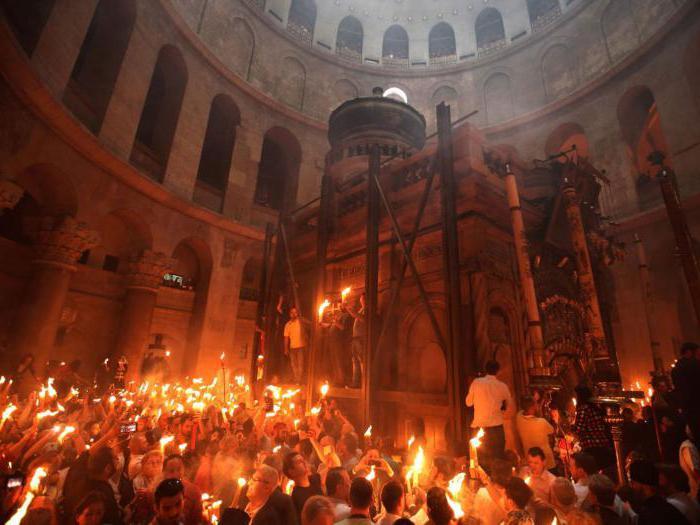 jerusalem svijeće značenje