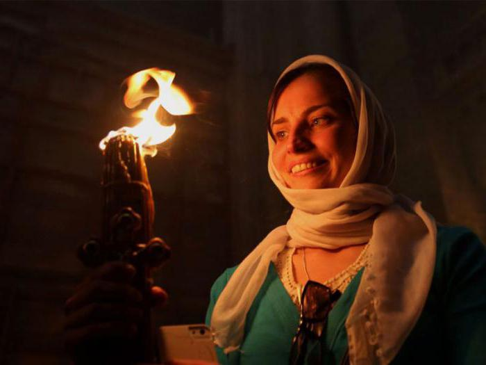 crne svijeće u Jeruzalemu