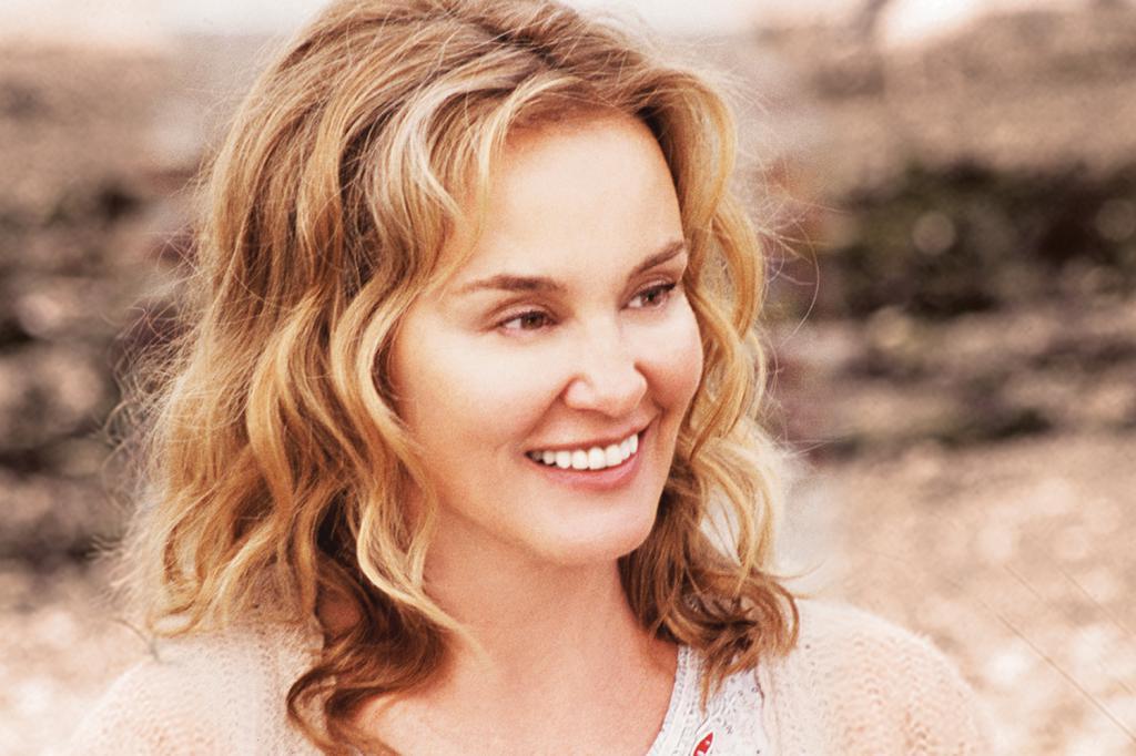 Giovane Jessica Lange