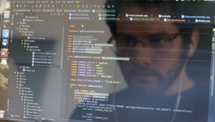 opis dela tehničnega programerja