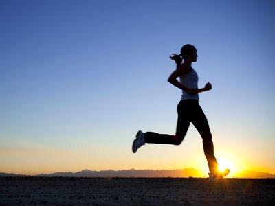 correndo al mattino