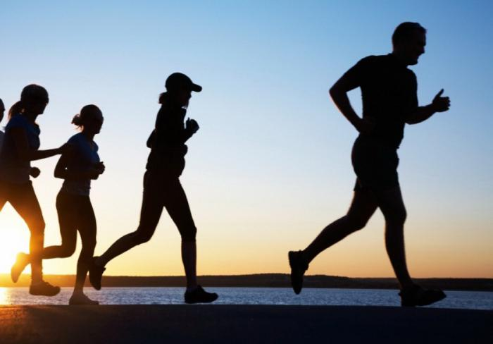 come respirare quando si fa jogging