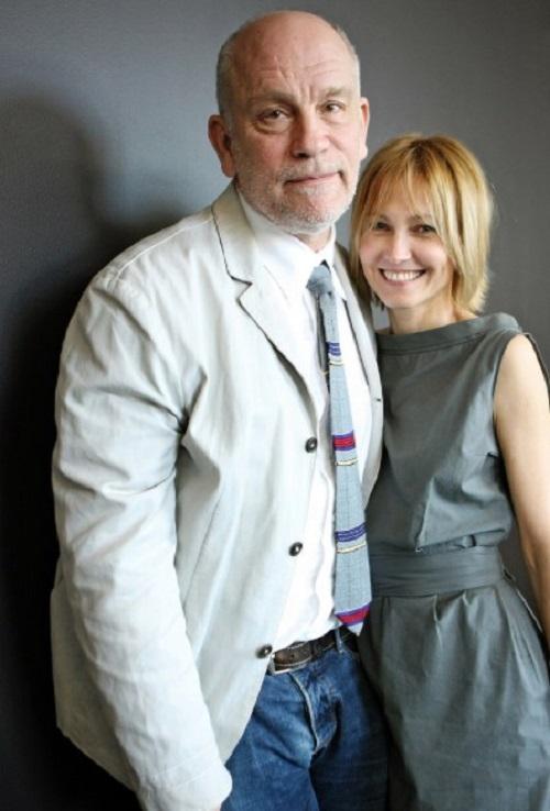 John Malkovich e Ingeborg