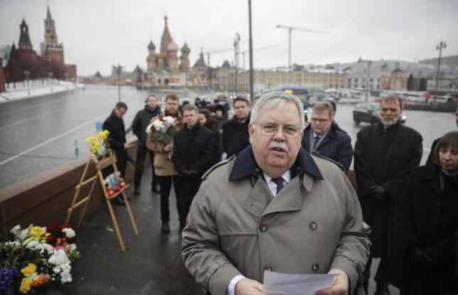 John Tefft è morto a Mosca