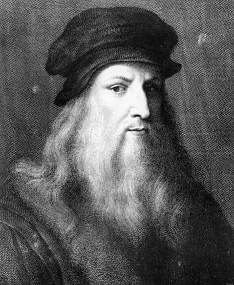 Janez Krstnik Leonardo da Vinci