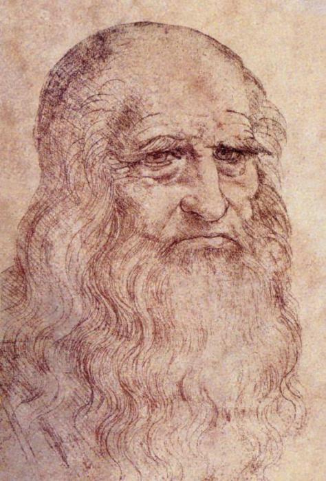 Janeza Krstnika Leonarda in Vinci