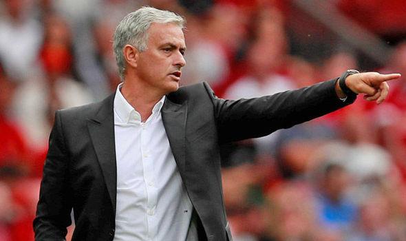 Trenér Jose Mourinho