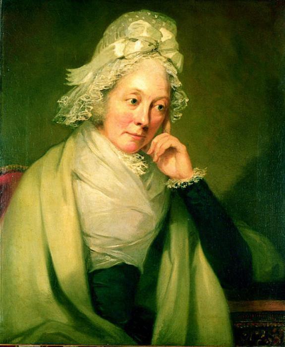 Mary Priestley (Wilkinson)