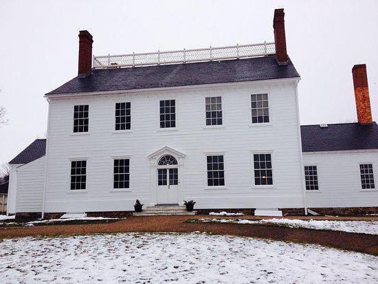 Priestley House in America