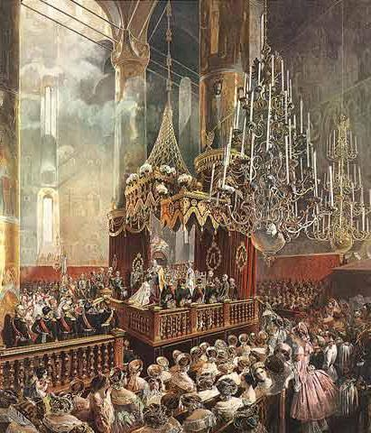 zapewnienie reformy sądownictwa 1864