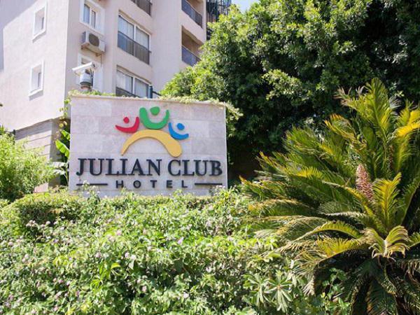 Julian Club Hotel Турция