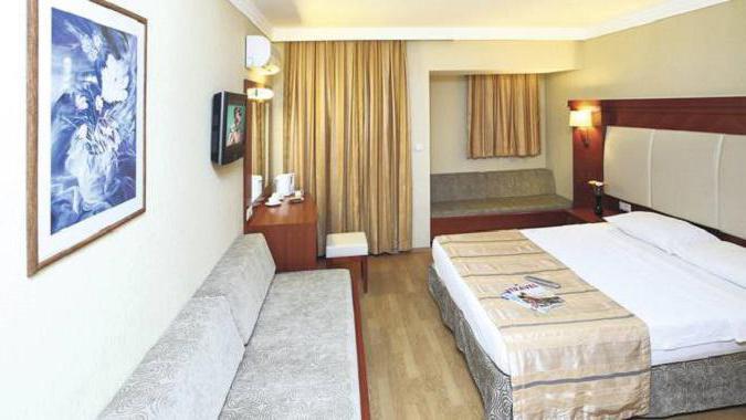 Хотел Julian Club 4 Marmaris