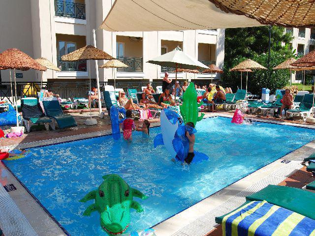 Recenzije Julian Club Hotel Marmaris