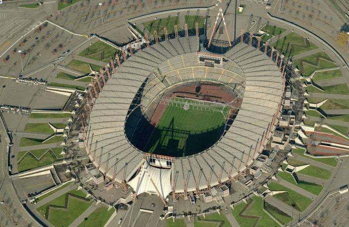 Juventus Barcelona Stadium