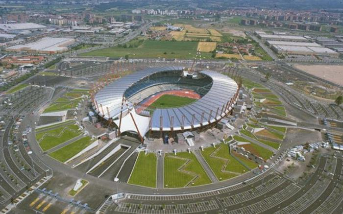Tytuł stadionu Juventusu