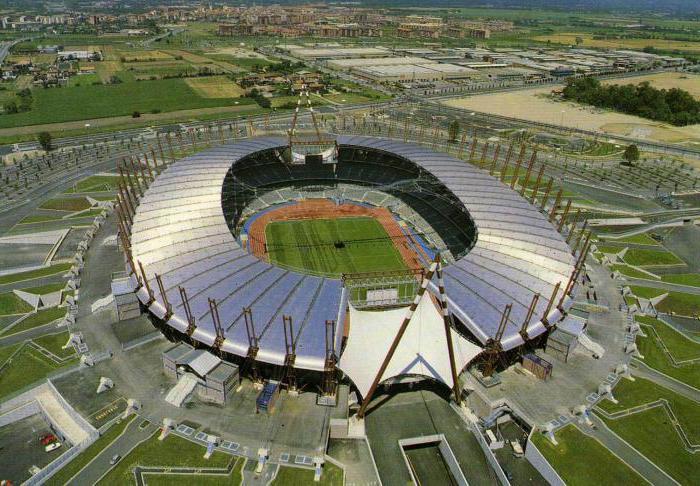 Juventus Stadium w Turynie