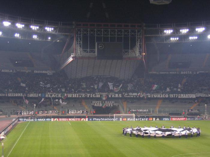 Juventus Stadium pojemność