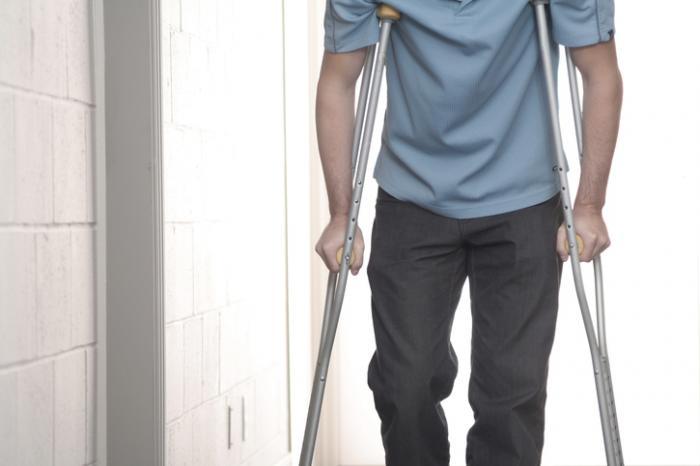 заболяване на коленните стави при деца