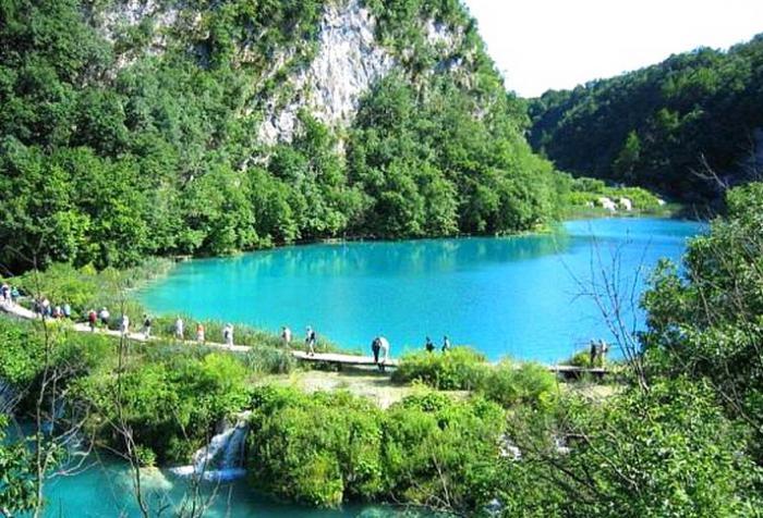 Laghi blu Kabardino Balkaria