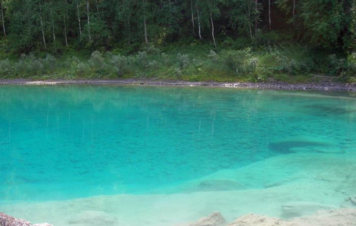 laghi blu kabardino balkaria come arrivarci