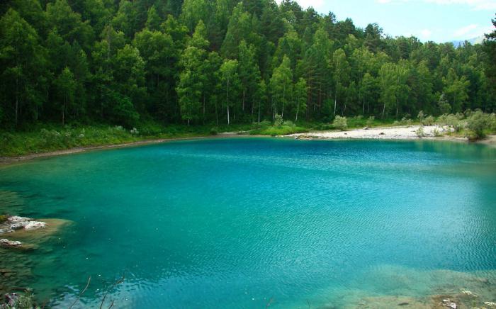 laghi blu kabardino balkaria ricreazione