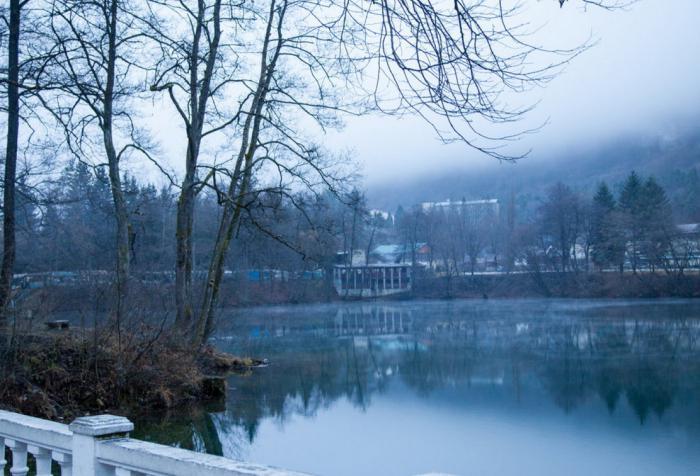 dove sono i laghi blu in kabardino balkaria