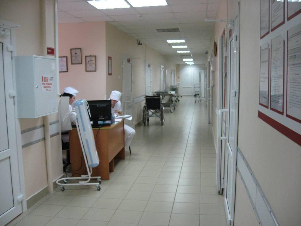 Самара болница Калинина унутра