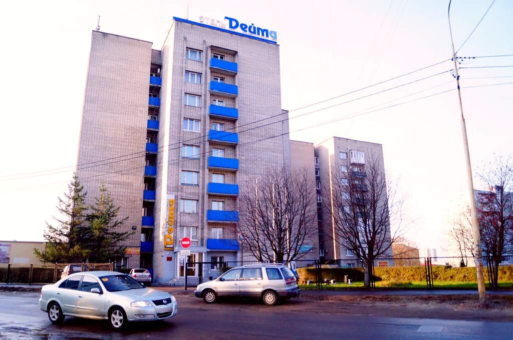 Хотел Деима