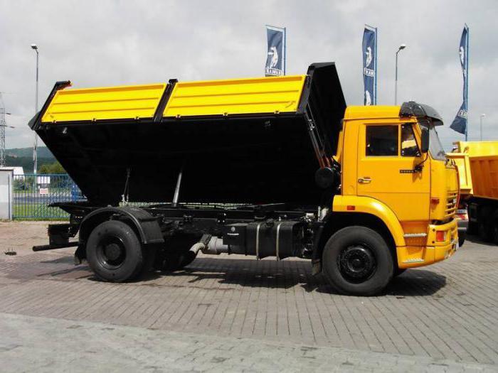 Спецификации на камиони на КАМАЗ