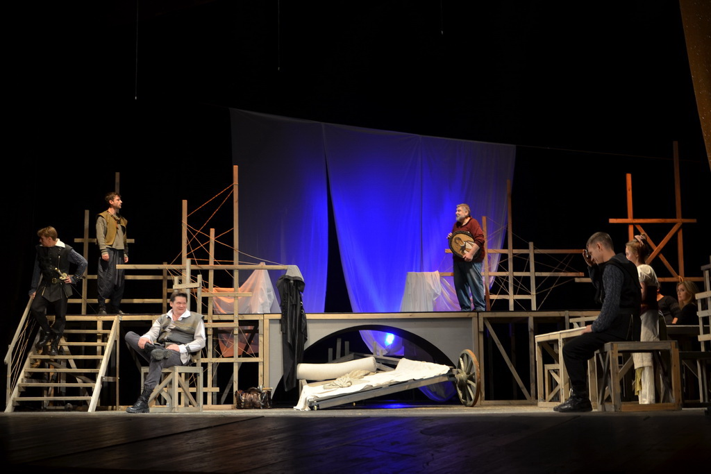 Repertorio del Teatro Drammatico № 3 a Kamensk-Uralsky