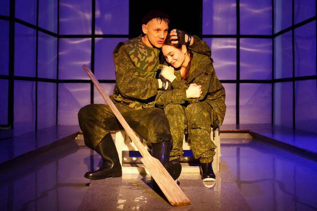 Teatro drammatico numero tre (Kamensk-Uralsky)