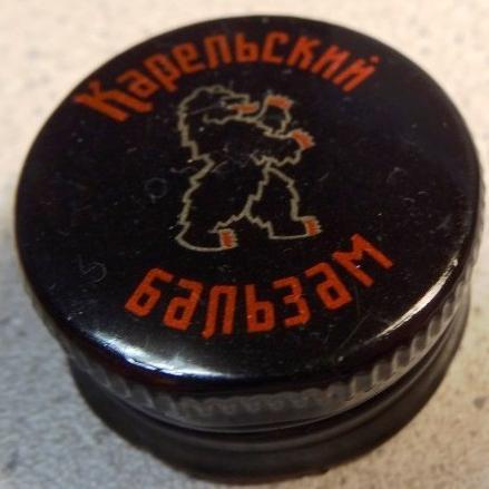 Karelijski balsam jamac