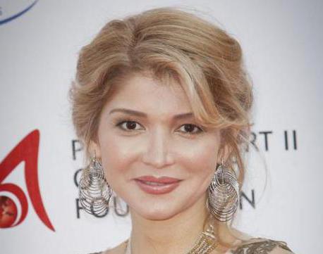 Gulnara Islamova Karimov