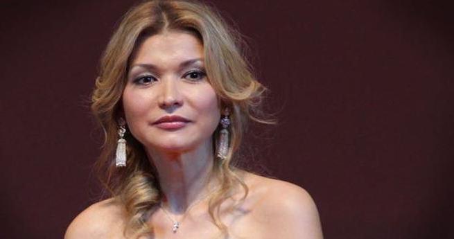 Gulnara Karimov biografia