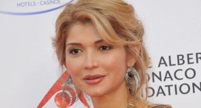 Uzbekistan Gulnara Karimov