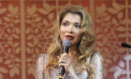 Il marito di Gulnara Karimov