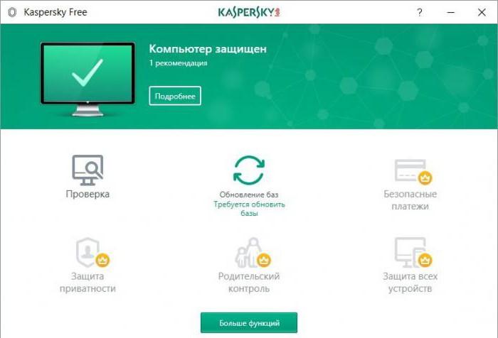 антивирусни Kaspersky безплатни ревюта