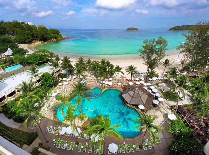 kata beach resort spa 4 thailandia phuket