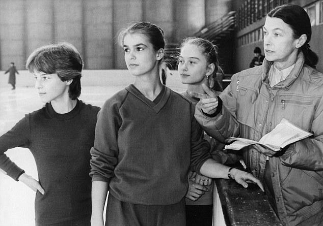 Katharina na szkoleniu, 1984