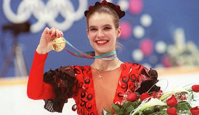 Calgary Witt zdobywa olimpijskie złoto