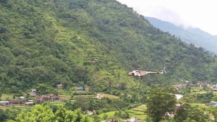 Катманду е столицата на коя държава
