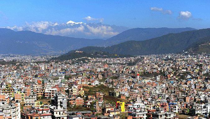 икономика Катманду